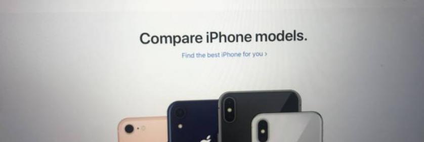 iPhone XS новый флагман Apple