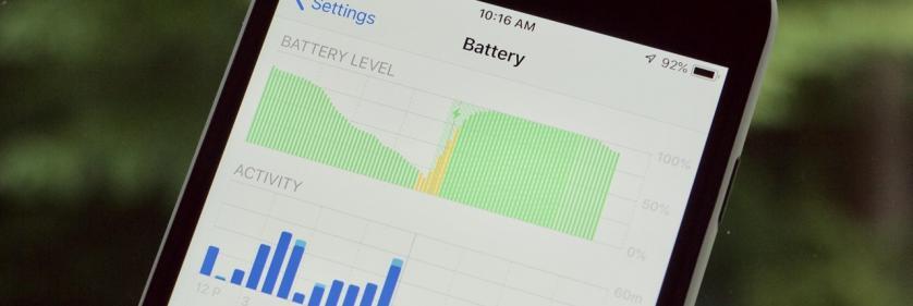 Почему iPhone отключается при заряженном аккумуляторе