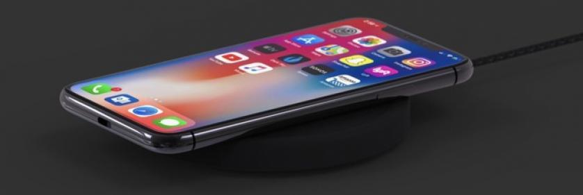 NightPad ElevationLab - это минималистичное беспроводное зарядное устройство для iPhone