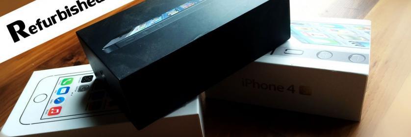 Что такое «восстановленный» iPhone