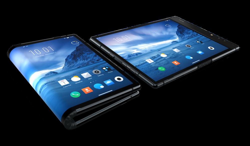 Гибкие дисплеи стирают различия между смартфонами и планшетами