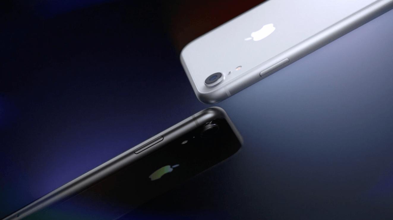 iPhone XR dual sim в сетях российских операторов