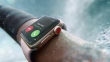 Apple Watch с сим-картой в России